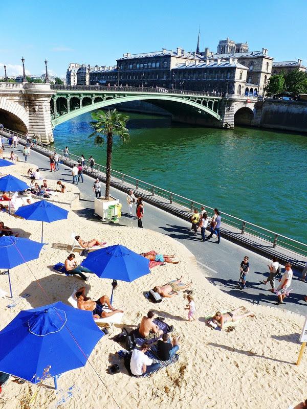 praias em paris