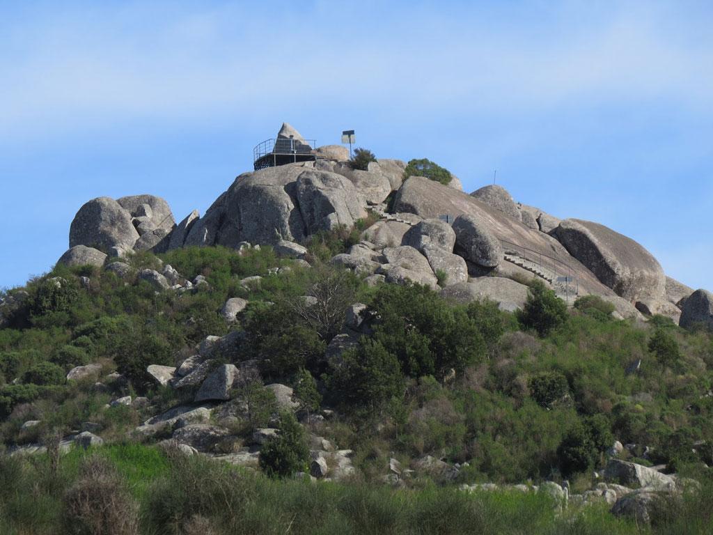 Piedra Movediza, Argentina