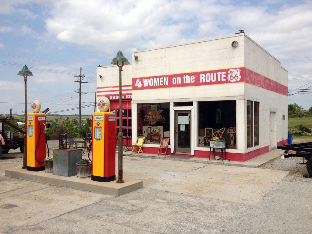 4 Women o.t.R. - Galena, Kansas