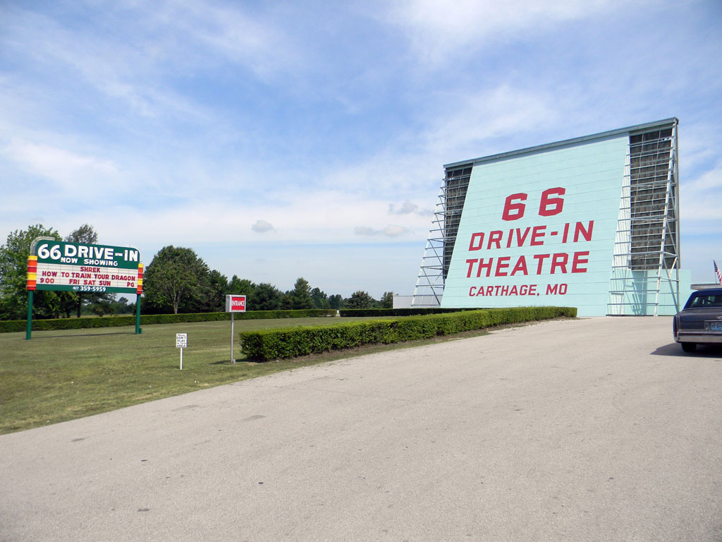 66 Drive-In Theatre - Carthage, Missouri