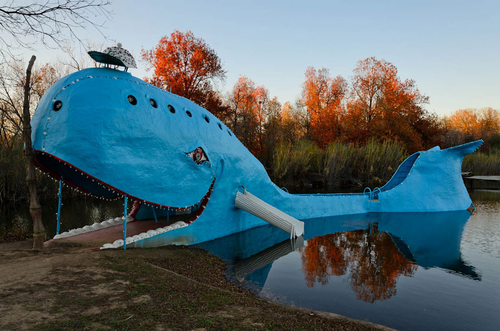 Blue Whale - Catoosa, Oklaroma