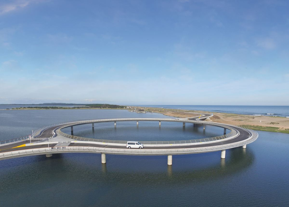 Laguna Garzon Bridge
