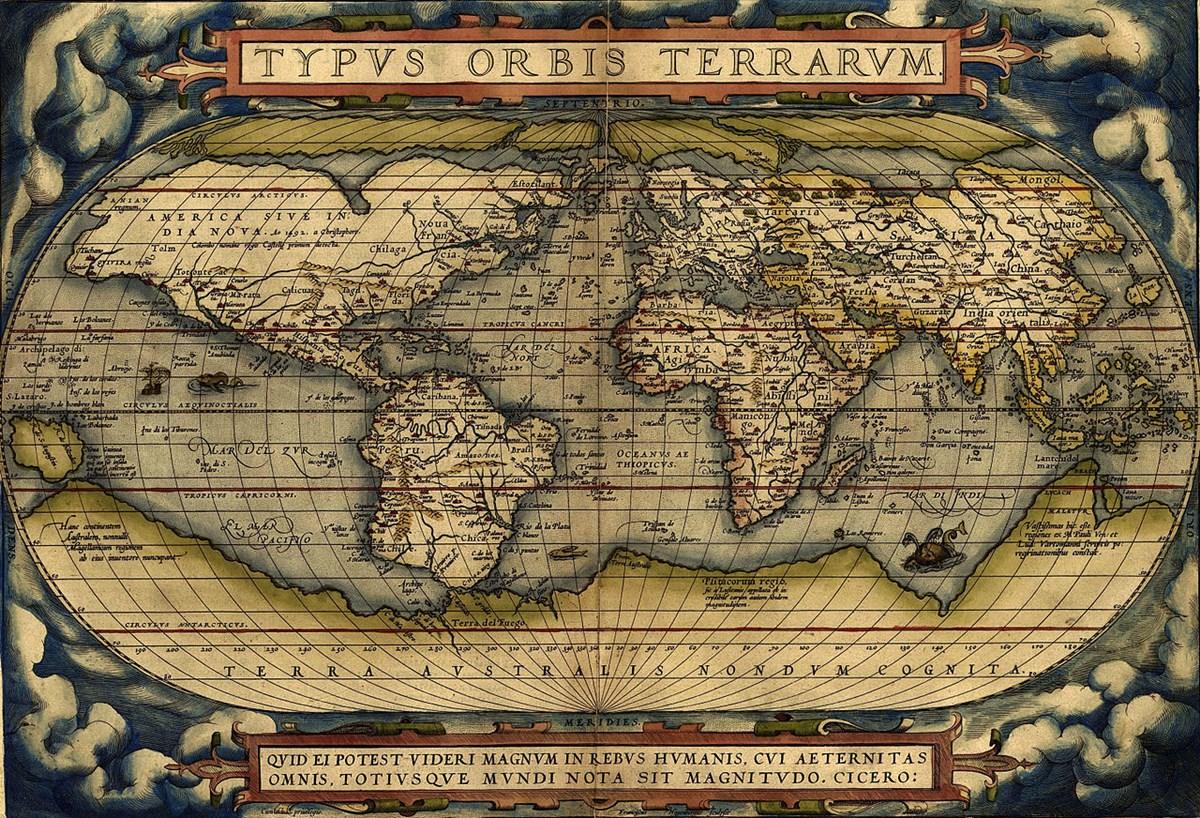 mapa do mundo antigo A evolução do mapa mundi mapa do mundo antigo