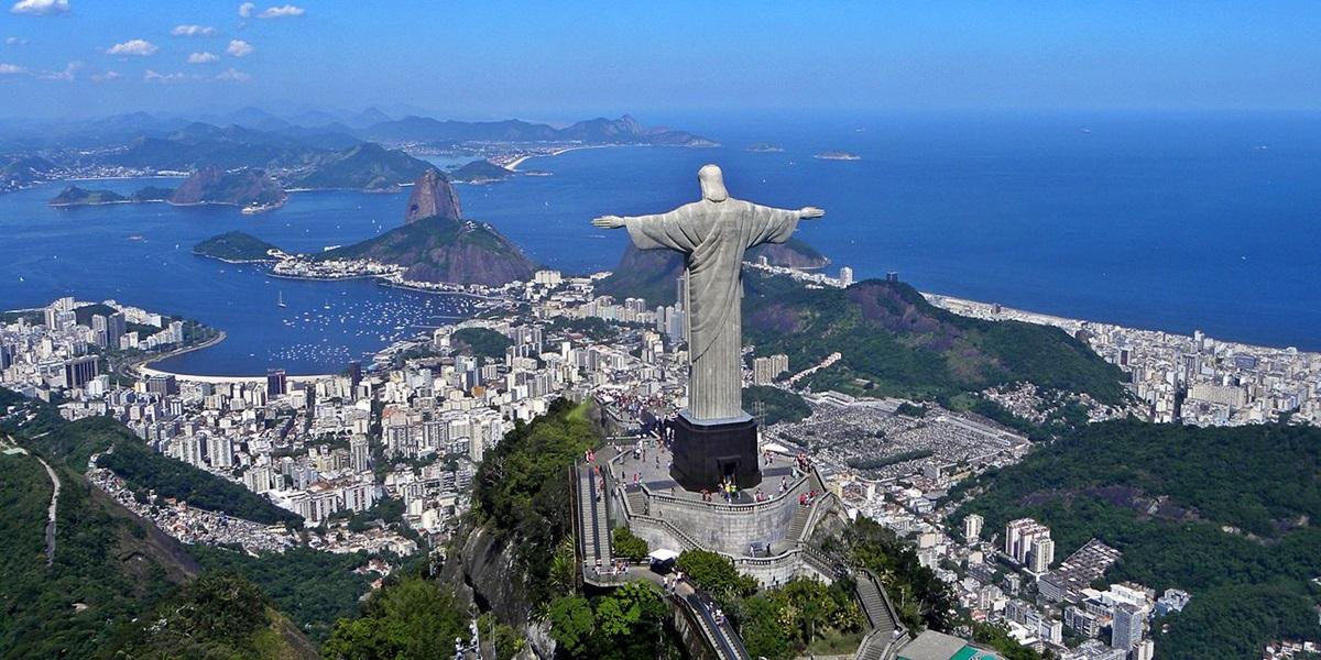 Resultado de imagem para cristo redentor brasil