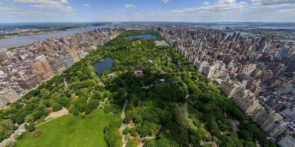 Central Park, o jardim da capital do mundo