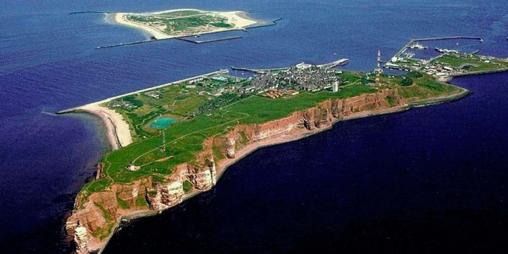 Heligoland: a ilha que os britânicos tentaram destruir
