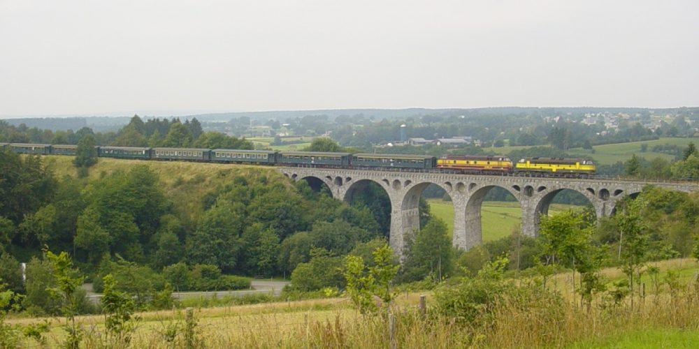Vennbahn: a ferrovia que criou um problema peculiar de fronteira