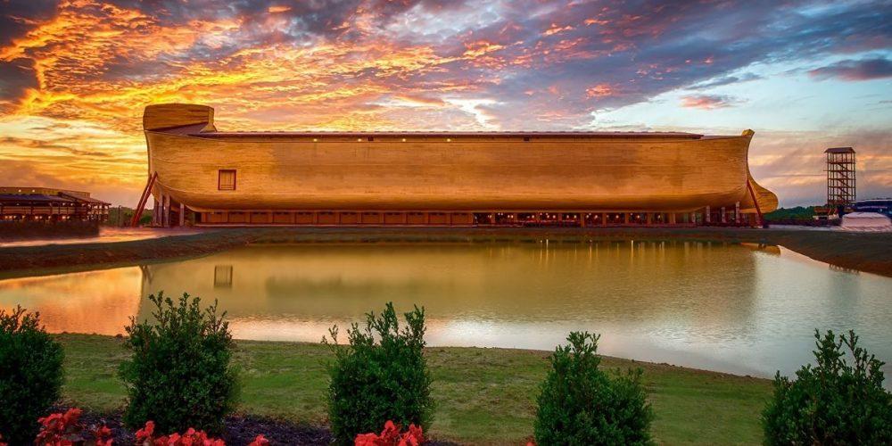 Ark Encounter, o parque temático polêmico