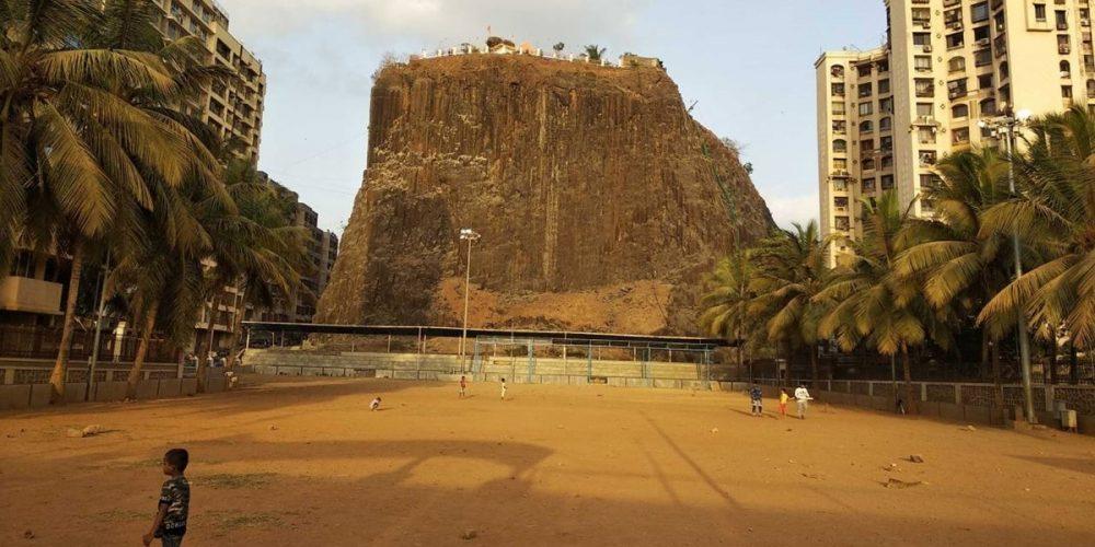 Gilbert Hill, o monólito insólito de Mumbai