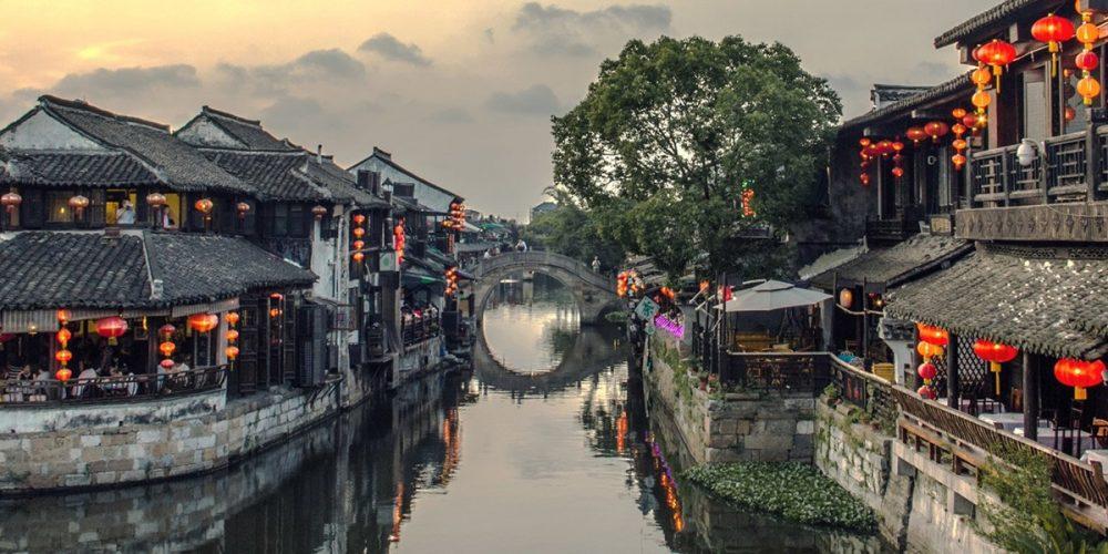 O extraordinário Grande Canal da China
