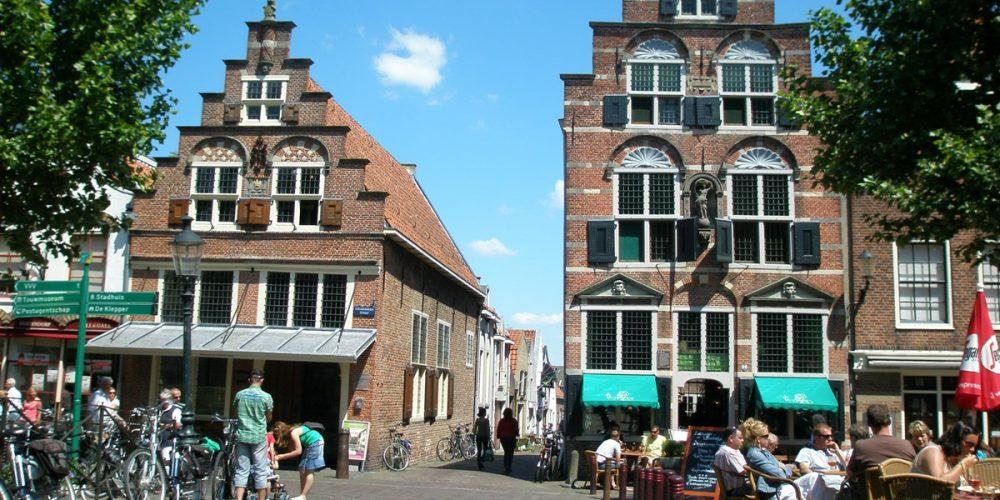 Heksenwaag, a casa de pesagem das bruxas de Oudewater