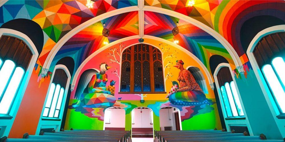 A sagrada fumaça! A igreja da cannabis