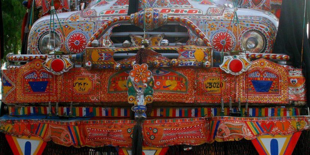 Jingle Trucks, decoração levado ao extremo
