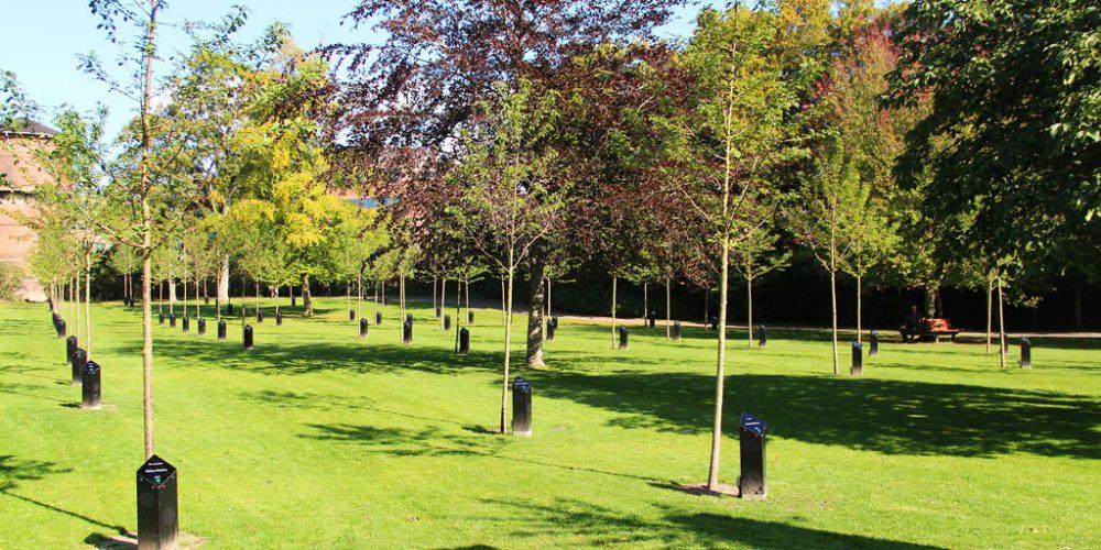 Kildeparken, o parque na música