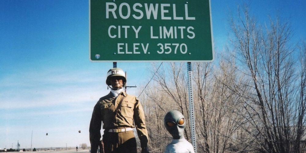 Roswell: O que caiu aqui?