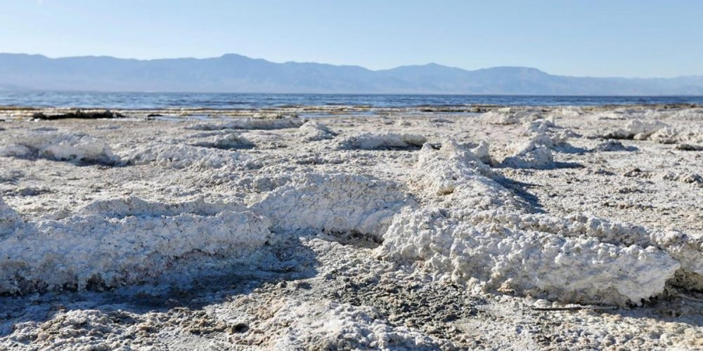 Salton Sea, o lago criado acidentalmente