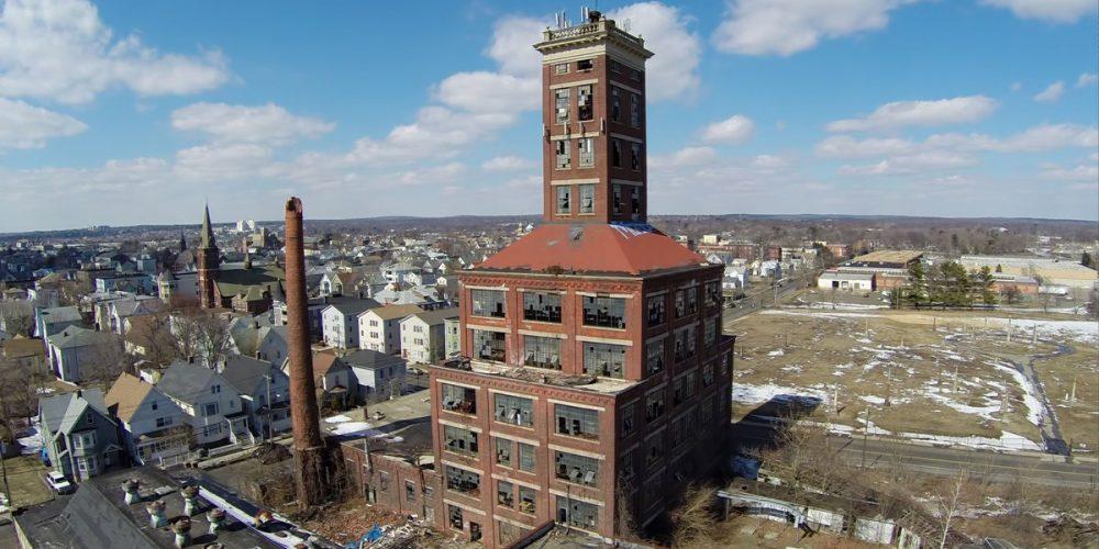 Shot Tower, torres para produzir projéteis esféricos