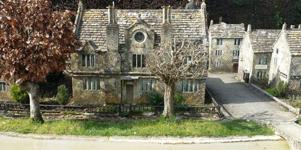 The Model Village, a aldeia em miniatura de Cotswolds