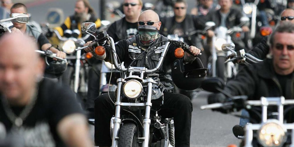 Hells Angels, motos e rock'n'roll
