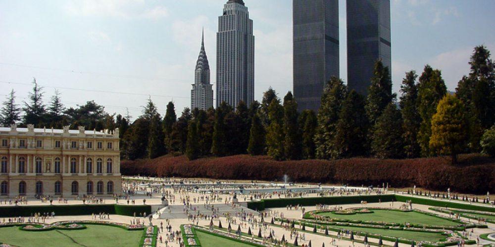 Tobu World Square, a volta ao mundo em 80 minutos