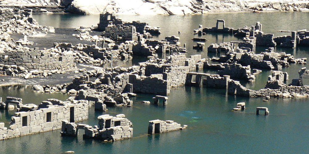 Vilarinho das Furnas: Uma aldeia romana submersa