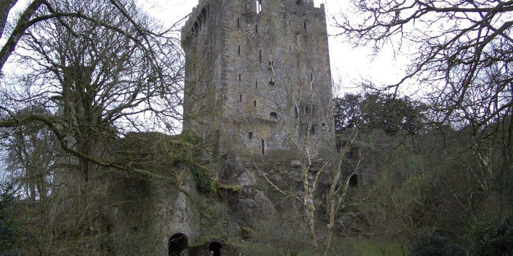 Blarney Stone, a pedra da eloquência