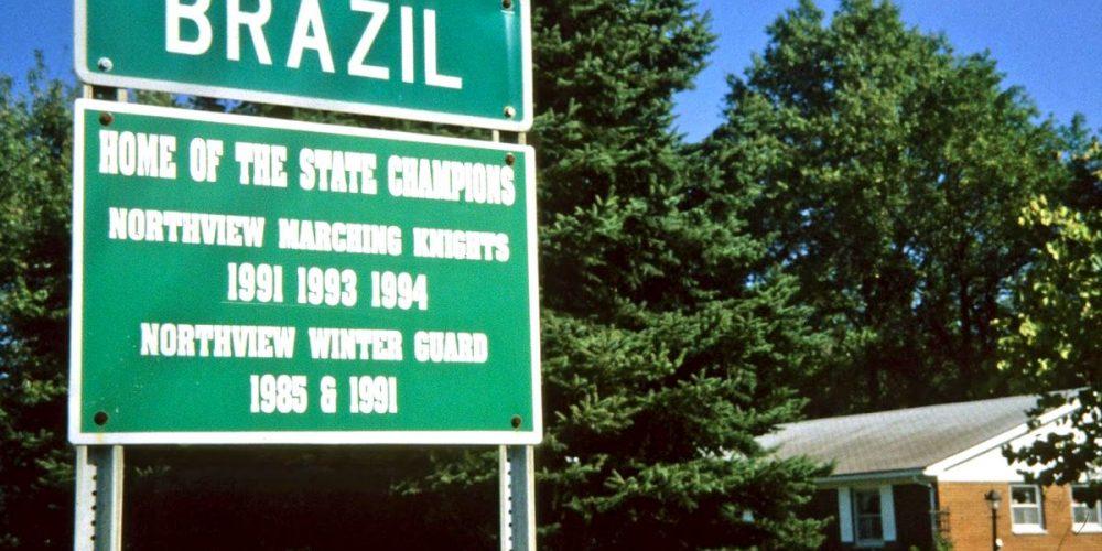 Brazil, em Indiana nos Estados Unidos
