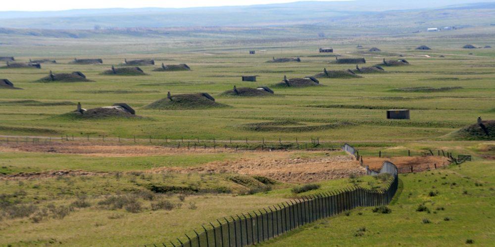 Os bunkers do Dia do Juízo Final em Dakota do Sul
