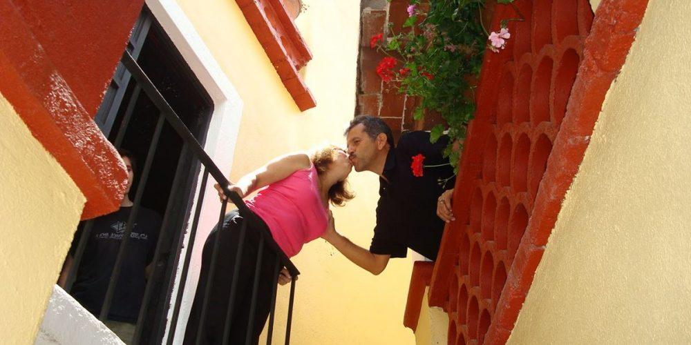 El Callejon del Beso, o beco do beijo
