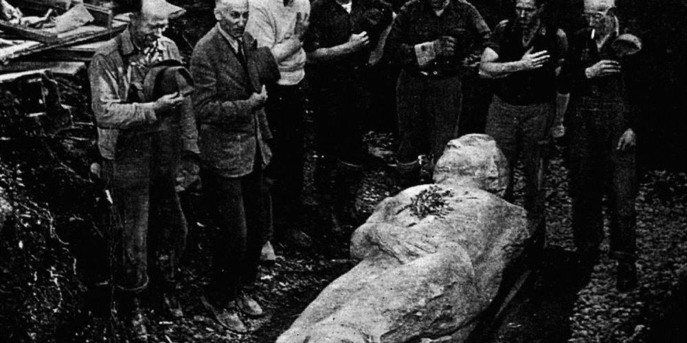 Gigante de Cardiff, a farsa bíblica