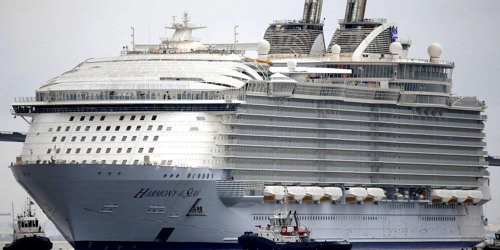 Harmony of the Seas, o colosso dos mares