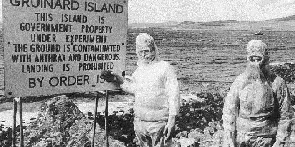 O obscuro legado da Ilha de Gruinard