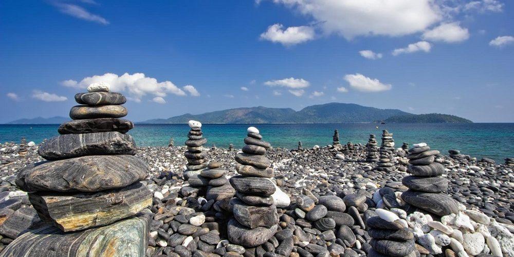As pedras amaldiçoadas de Ko Hingham