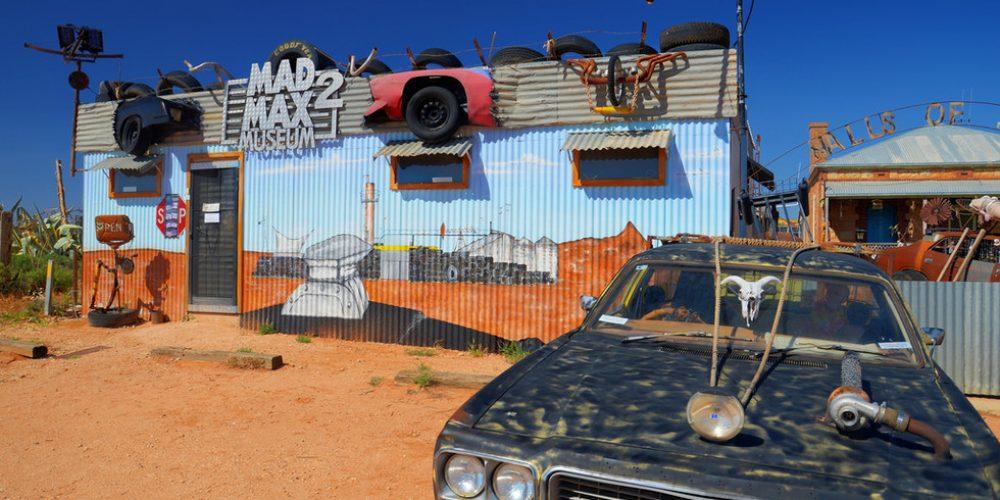 Mad Max 2: O museu