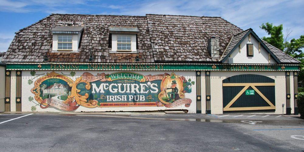 McGuire Irish Pub, o pub irlandês de um milhão de dólares
