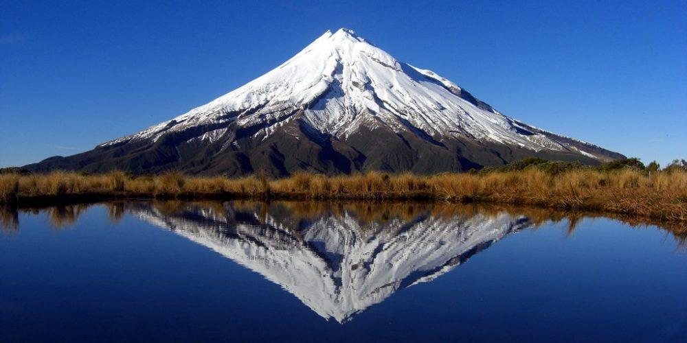 Monte Taranaki, perfeição na simetria