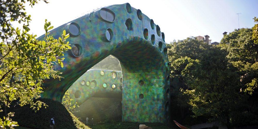 O ninho de Quetzalcoatl no México