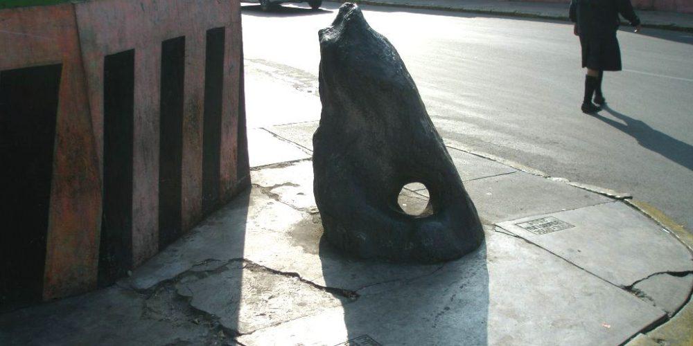 La Piedra del Diablo, o diabo e sua pedra