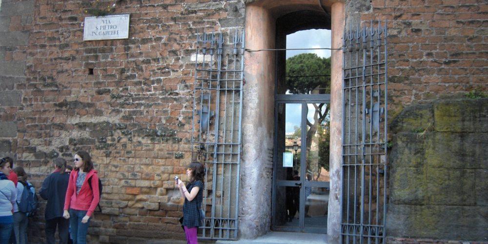 Scalae Gemoniae, as Escadas do Luto