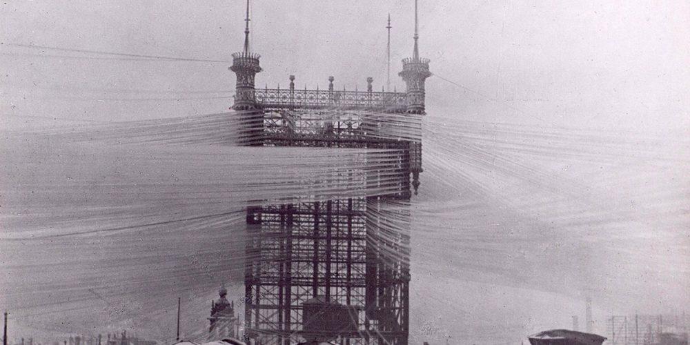 Telefontornet, a antiga central telefônica de Estocolmo