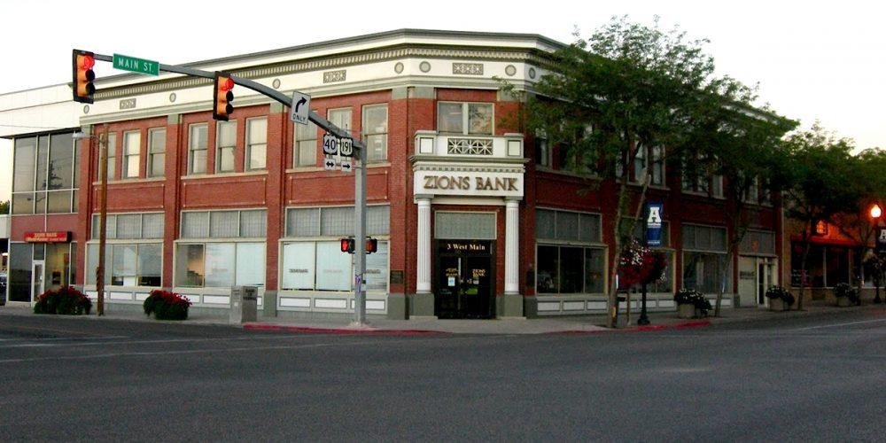 The Parcel Post Bank, o prédio que foi enviado pelo correio