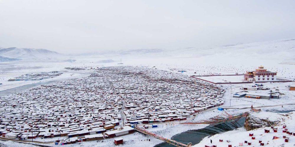 Yaqing, a cidade proibida das monjas